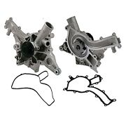 Graf Engine Cooling Water Pump W/ Gasket For Mercedes Cars With Oil Cooler Only