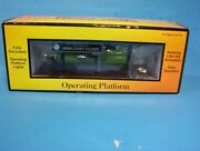 Mth O Gauge Railking Operating Freight Station Plaform 30-9111 H