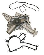 Gmb Engine Cooling Water Pump W/ Gasket For Mercedes Cars With Oil Cooler Only