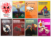 Win Worleyand039s Host Of Hell Book Package - 10 Books For One Special Price