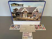 Lgb Pola 1806 Idaho Springs Station - Weather Proofed Model Building G-scale