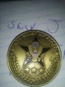 Us Army Deputy Chief Of Staff Lieutenant G Hagenbeck Special Coin Challenge Coin