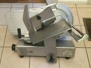 Bizerba Se12 Us 12 Manual Slicer Tested And Working 2007