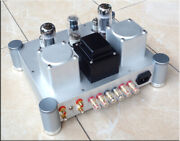 El342+5u4+6n22 Single Ended Hifi Class A Power Amplifier Full Aluminum Chassis