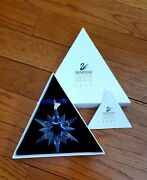 Crystal 1997 Ornament Annual Limited Edition Box With Coa