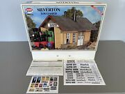 Lgb Pola 1607 Locomotive Shed - Weather Proofed Model Building G-scale
