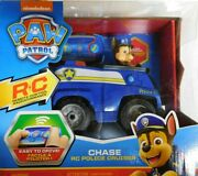 Nickelodeon Paw Patrol Vehicle Chase Rc Police Cruiser - Remote Control