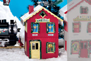 Piko G Scale 62711-12-13 Christmas 3 Pack Of Buildings Fully Assembled Sale