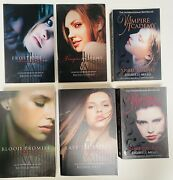 Vampire Academy Books 1-6 Complete Series Very Good Condition Richard Mead