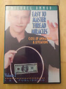 Michael Ammar Easy To Master Thread Miracles Vol 2 Dvd