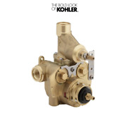 Kohler Mastershower 1/2 Inch Thermostatic Valve With Integrated Volume Control