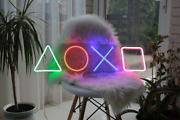 Neon Sign Led Play Light Wall Room Decor Party Bar Cave Man Pub Art Game Lamp