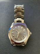 Tag Heuer Link Tiger Wood Limited Edition Automatic Watch