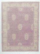 Momeni Heirlooms Chobi Hand Knotted Wool Area Rug 9and039 X 11and0399
