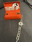 Mickey Mouse Watch Vintage Pedre
