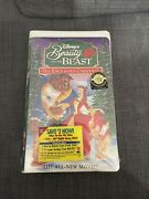 Beauty And The Beast An Enchanted Christmas Vhs 1997