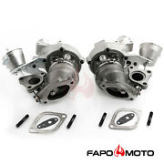Fapo Twin Turbos For 13-16 Ford F-150 Pickup Expedition Transit Navigator 3.5l