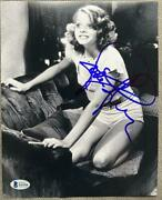Jodie Foster Signed Autograph New Classic Image Taxi Driver Promo 8x10 Photo Bas