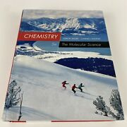 Chemistry The Molecular Science By John W Moore Used Hardcover, 5th Edition