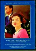 A Tour Of The White House With Mrs. John F. Kennedy Dvd 2014 Like New