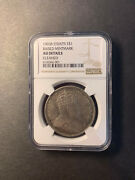 Straits Settlements 1903 Raised Mint Mark About Uncirculated Ngc Au Cleaned
