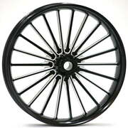 Pulse Starkline 26 X 3.75 Front Wheel And Tire Package - 2000-2020 Harley Touring