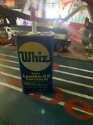 1960's Whiz Oil Can Nos Sealed Whiz Household Oil Can.