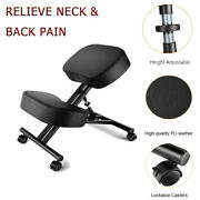 Ergonomic Kneeling Chair Home Office Chairs Improve Posture Now And Neck Pain