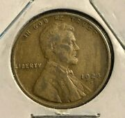 1924-d Lincoln Wheat Cent Penny Toned Xf Extremely Fine - Old U.s. Coins
