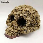 3d Silicone Mold Skull Halloween Cake Decorating Tool Diy Candy Baking Chocolate