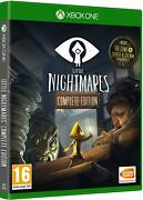 Little Nightmares Complete Edition Xbox One Brand New Factory Sealed