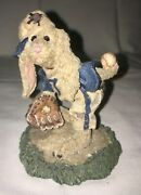 1994 Boyd's Bears And Friends Baseball Bunny First Edition Bc2056 Retired Htf