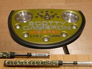 Scotty Cameron Putter Holiday Collection 2016 Mil Spec H6 5mb Unused 37978me