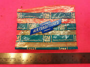 Nos 1962 1963 64 1965 Chevy Impala Nova Chevelle Air Conditioned Window Decal 65