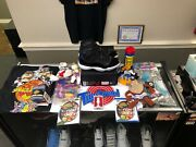 Nike Air Jordan Retro 11 Xi Space Jam Og Size 9 Ultimate Lot Package Collection