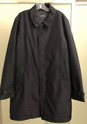 Nwt Polo Menand039s Navy Blue Packable Walking Coat Xs M L Xl 228
