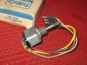 Nos 1965 Ford Station Wagon Tailgate Window Switch