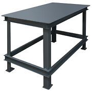 Hwbmt-367224-95 - Hd Wb - Mach Table - 36x72x24 - 14k - No.95 Gray - Pack Of 1