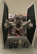Lego Star Wars Tie Fighter 9492 Includes 4 Minifigures And Manual 100