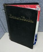 1917 Brown Shoe Company Advertising Book Promotional Outcault Buster And Tige Wwi