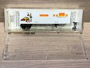 N Scale Micro-trains Intermodal 45and039van Trailer Magnematic Coupler Mtl 1992 67000