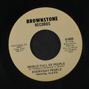 Tous Les Jours People World Complet De People / Iand039d Like Pour Stay Brownstone
