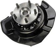 Wheel Bearing And Hub Assembly Front Left Dorman Fits 04-10 Toyota Sienna