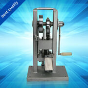 Manual Table Stamp Die Press Single Punch With 6mm Mold