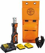 Bat207t4 Cable Cutter For Acsr Power Tool Runs On 2 Ah Dewalt 20v Batteries