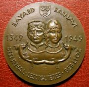 Bayard Barnave Attachment Of Dauphine 1349 To France Medal