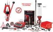 Hornady Lock-n-load Iron Press Reloading Kit With Automatic Priming Complete Set