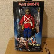Neca Iron Maiden The Trooper High Quality Action Figure 8 Inches Action Figure