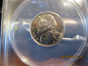 1996 D Anacs Jefferson Nickel Mint State 65 With 6 Steps Showing