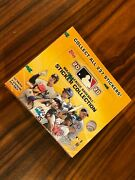 2020 Topps Sticker Collection Baseball 50 Pack Hobby Box 200 Cards And 1 Album